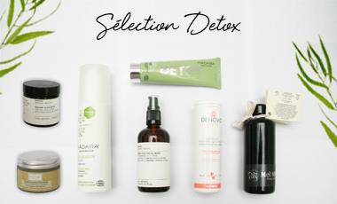 Cosmetique bio detox