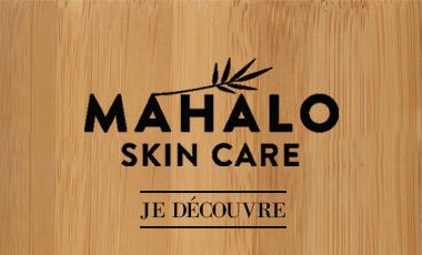 cosmetique bio Mahalo Skincare