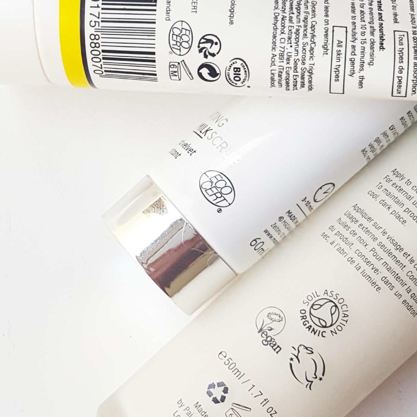 cosmetique bio labels